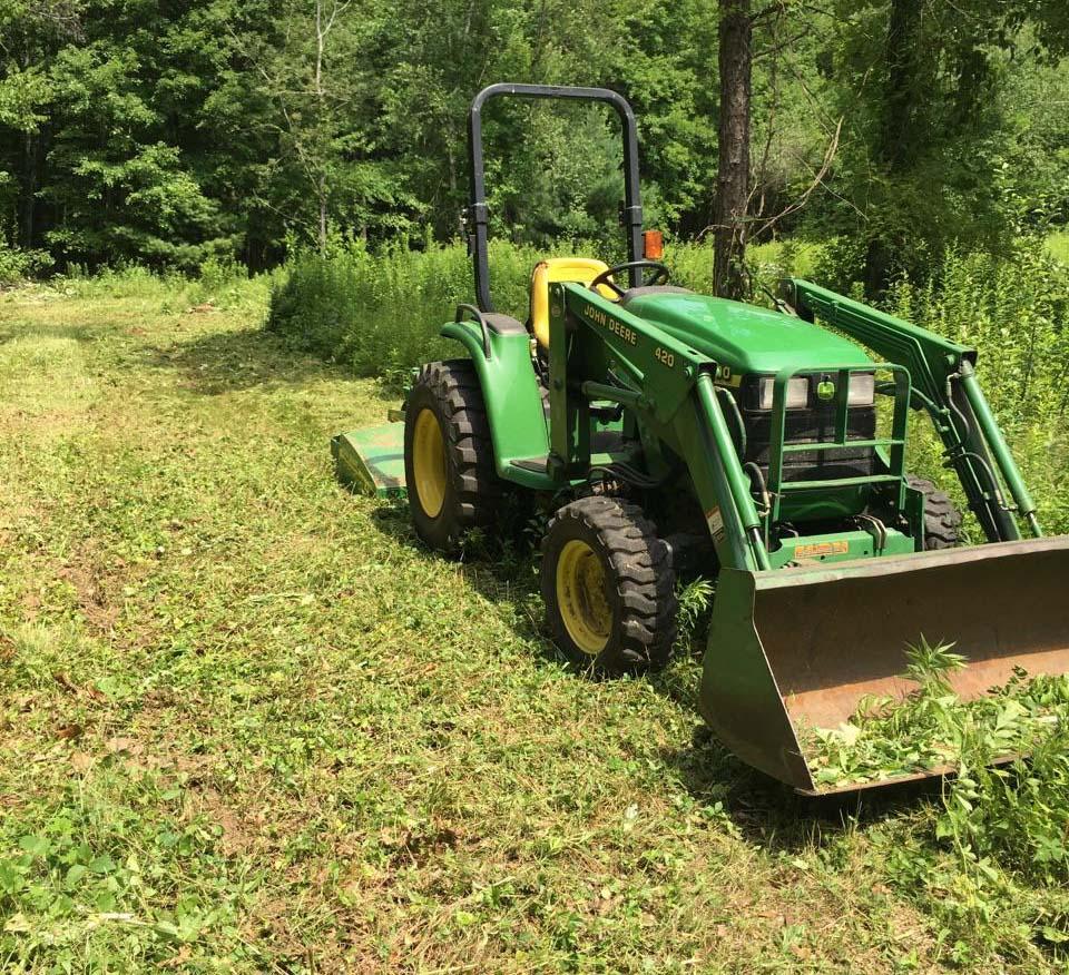 CT Tractor Rental | Tractor Rental Hartford, Connecticut