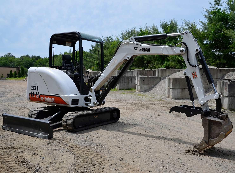 CT Excavator Rental | Excavator Rental Hartford, Connecticut
